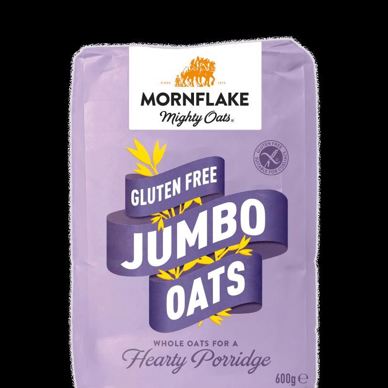 Gluten Free Jumbo Oats
