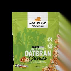 Nuts & Seeds Heart Healthy Oatbran Granola