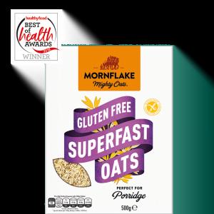 Gluten Free Superfast Oats