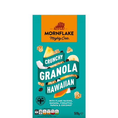 Crunchy Granola Hawaiian