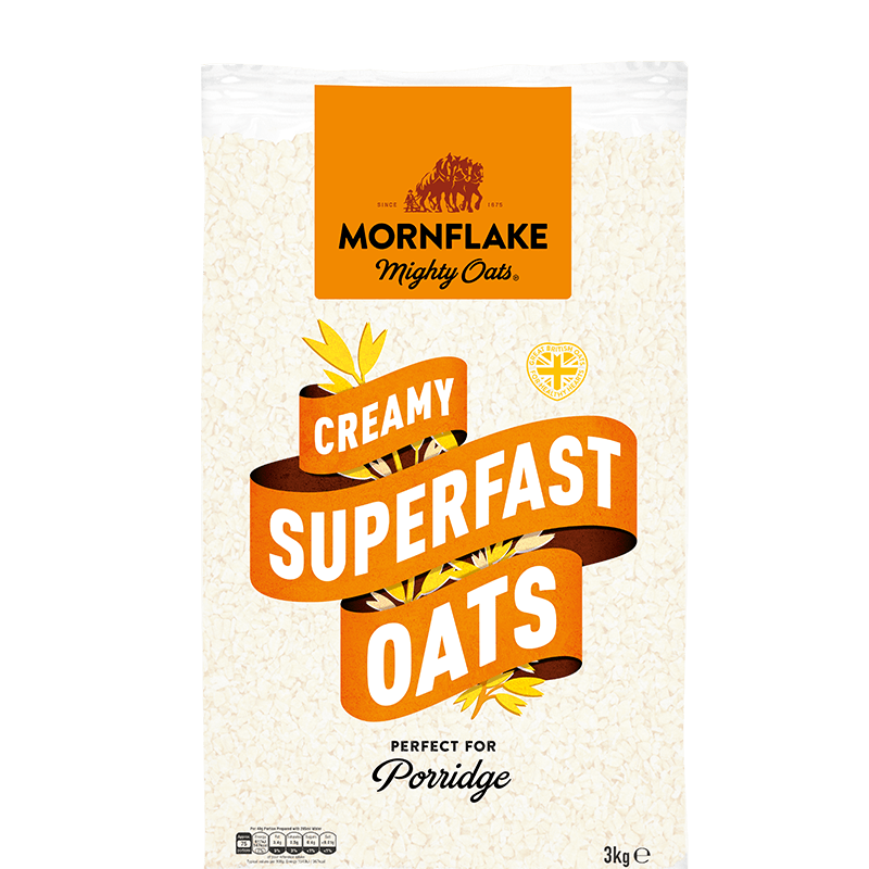 Creamy Superfast Oats