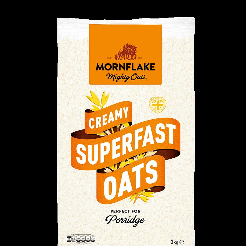 Creamy Superfast Oats