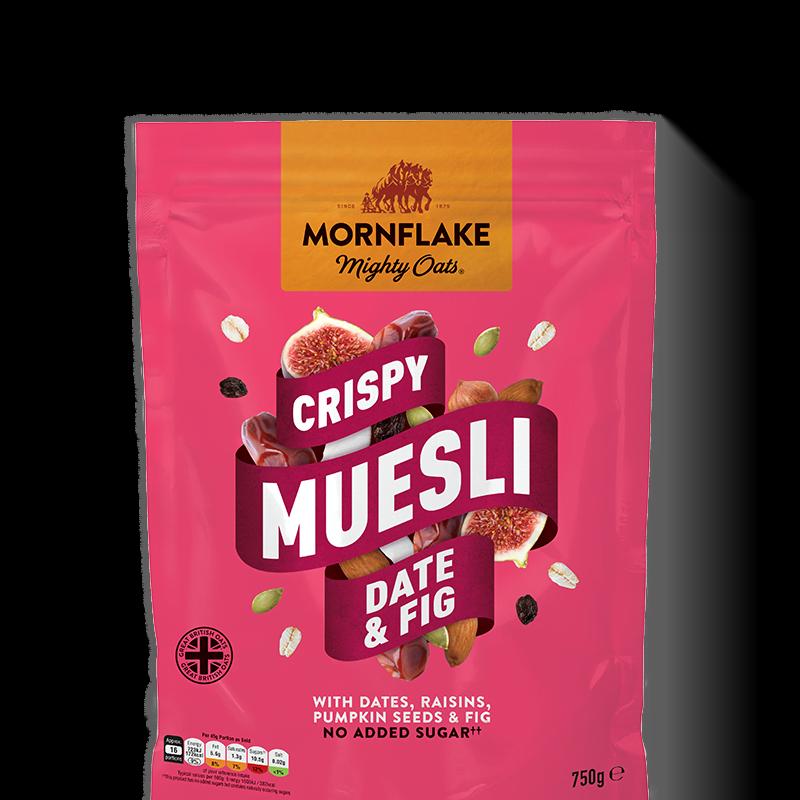 Crispy Muesli Date & Fig