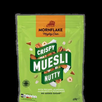 Crispy Muesli Nutty