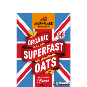 Organic Superfast Oats