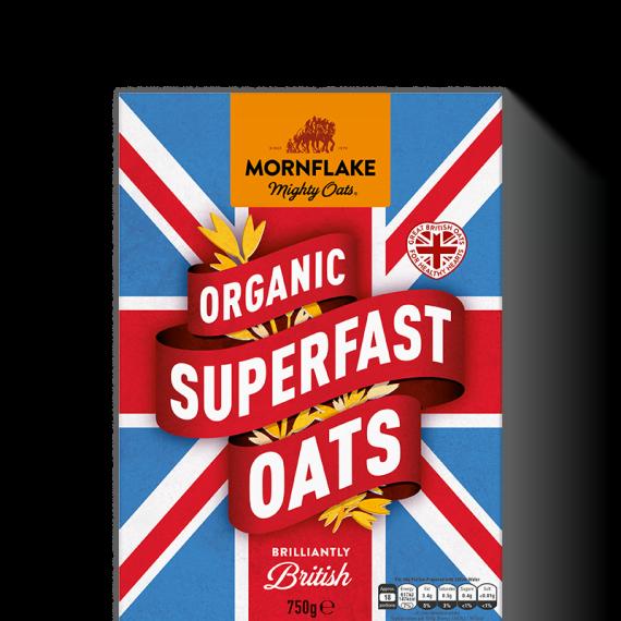 Organic Superfast Oats