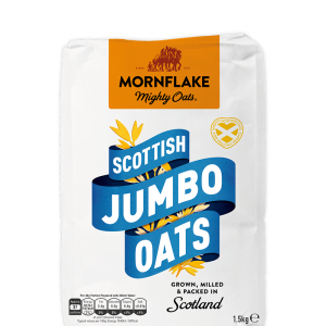 Scottish Jumbo Oats