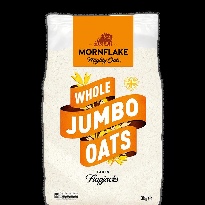 Whole Jumbo Oats