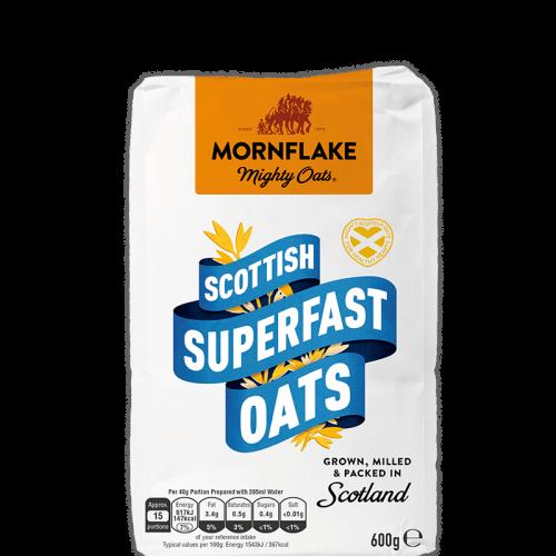 Scottish Superfast Oats