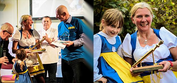 The World Porridge Making Championship
