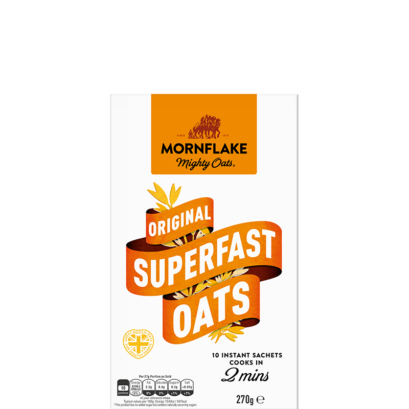 Original Superfast Oats Sachets
