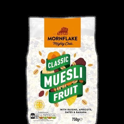 Classic Muesli Fruit