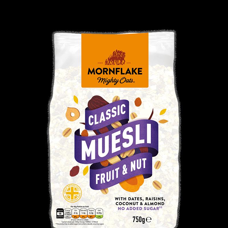 Classic Muesli Fruit & Nut