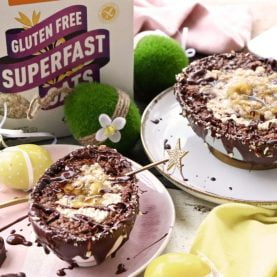 Easter Chocolate Porridge