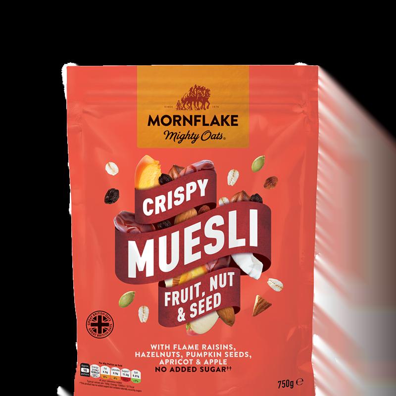 Crispy Muesli Fruit, Nut & Seed