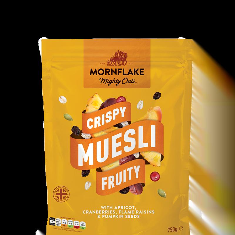 Crispy Muesli Fruity