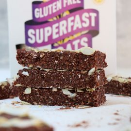 Strawberry and Chocolate Protein Bars