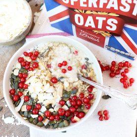 Redcurrant Porridge