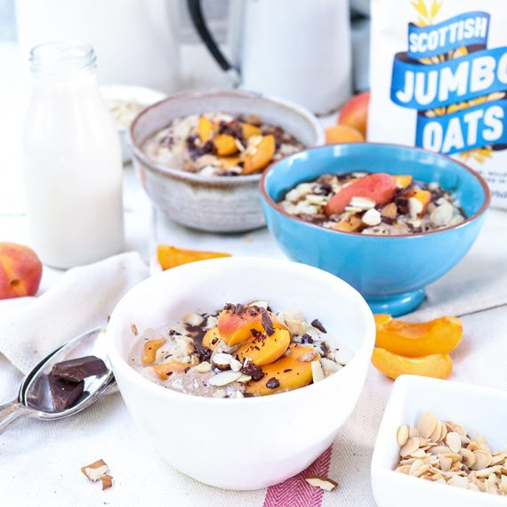 Apricot Porridge