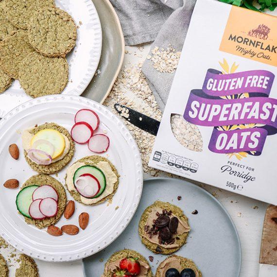 Gluten Free Oatcakes