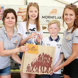 Mornflake at Schoolsfest 2018