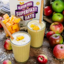 Apple & Mango Smoothie