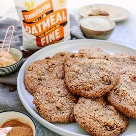 Bonfire Night Cookies