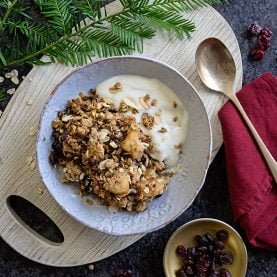 Christmas Crumble
