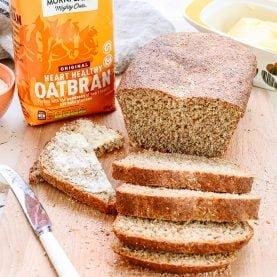Wholemeal Oatbran Bread