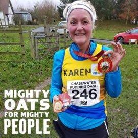 Mighty People: Karen Clayton, 50 at 50