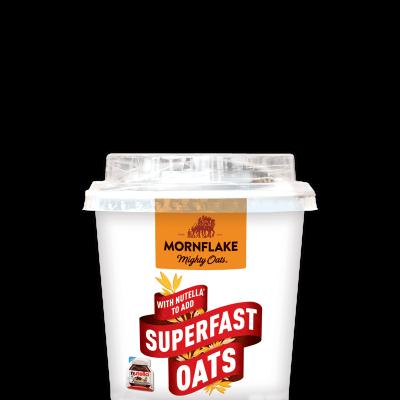 Superfast Nutella® Top Pots
