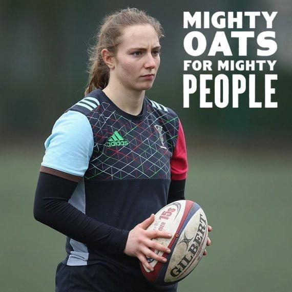 Mighty People: Jade Konkel, rugby player