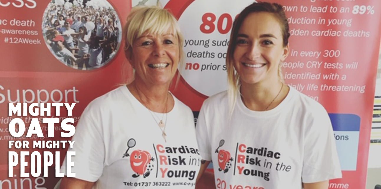 Mighty People: Debbie Dixon, Cardiac Risk in the Young