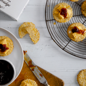 Carrot Oat Biscuits