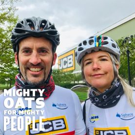 Mighty People: Michelle Vorel-Adams, RIDE2020