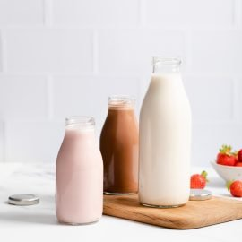 Homemade Oat Milk 3 Ways