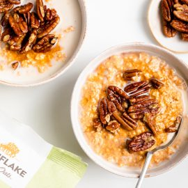 Slow Cooked Pumpkin Porridge