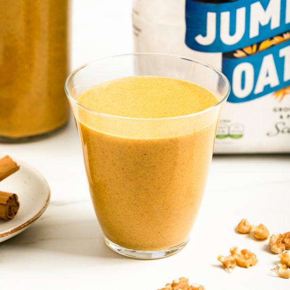 Spiced Butternut Squash Smoothie