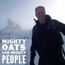 Mighty People – Steve Laws