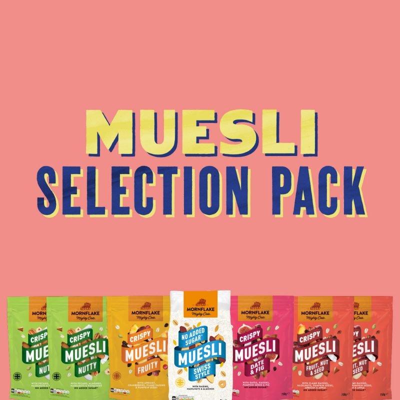 Muesli Selection Pack